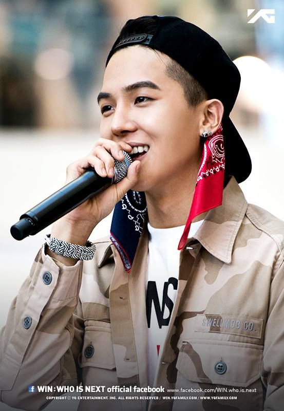 SONG MINO | WIN: WHO IS NEXT 1ST FAN MEETING, HIGH TOUCH EVENT