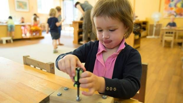 #Montessori method: learning that emerges from within