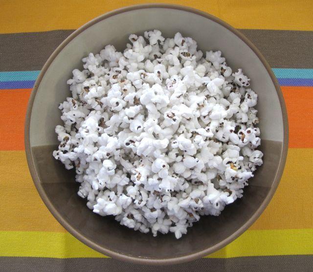 Truffle Popcorn! | YUM! | Pinterest
