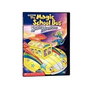 Magic School Bus: Space Adventures (at my library)