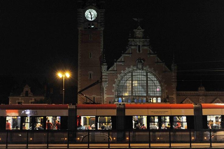 Tramwaj #PESA Swing / PESA Swing #tram | photo: Rafał Czajka #Gdansk