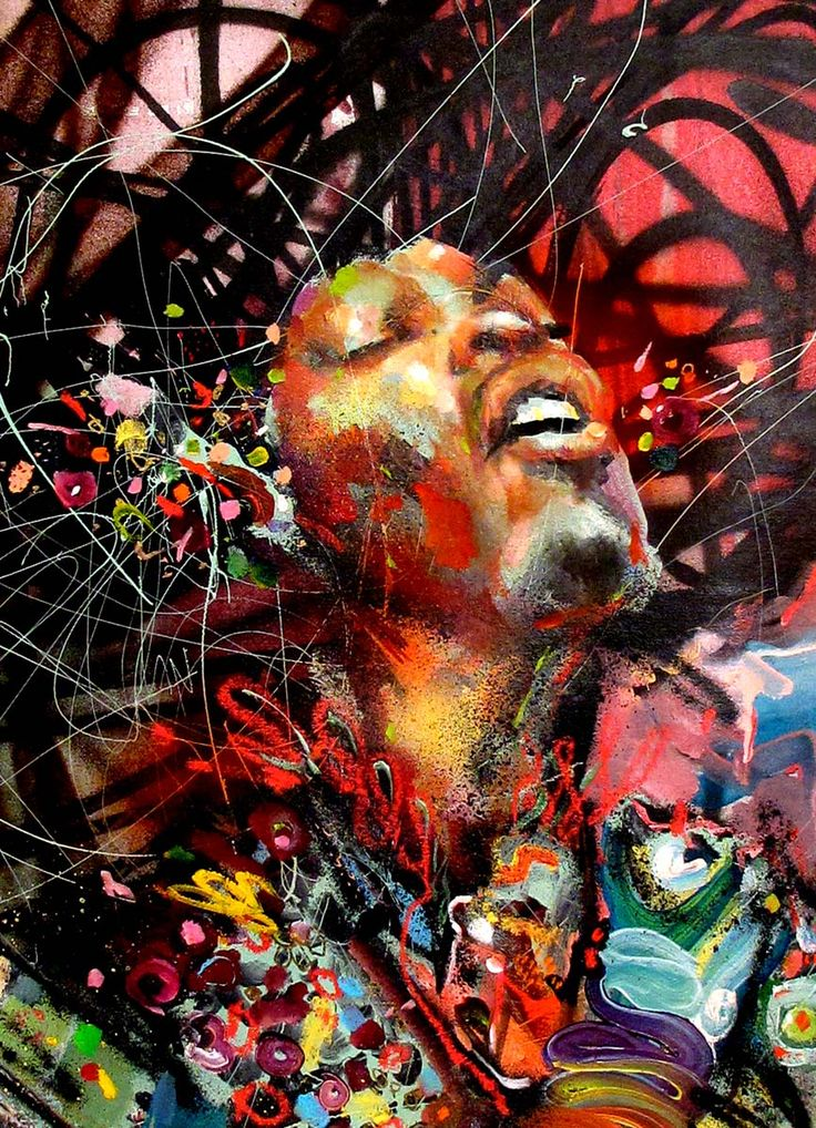 The Visceral Art of David Choe | Abduzeedo | Graphic Design Inspiration and Photoshop Tutorials