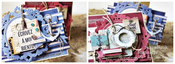 Cards by Encza / Offshore paper collection by P13