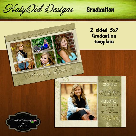 17 best do it yourself crafts images on pinterest grad parties instant download modern elegance senior by katydidphotodesign 350 solutioingenieria Gallery