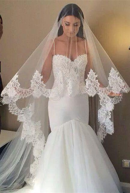 Lace Wedding Veils And Headpieces Wwwpixsharkcom
