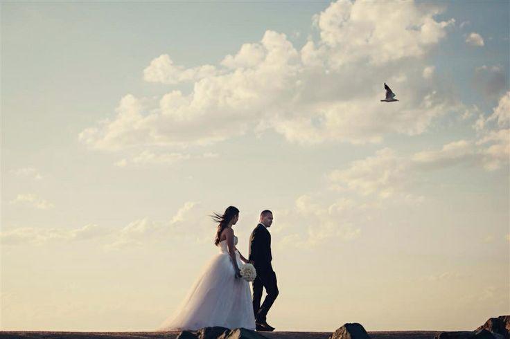 Mr & Mrs Fletcher : Our Wedding : Dress - Darb Bridal  Photographer : Todd Hunter McGaw Location - Noosa, Queensland, Australia