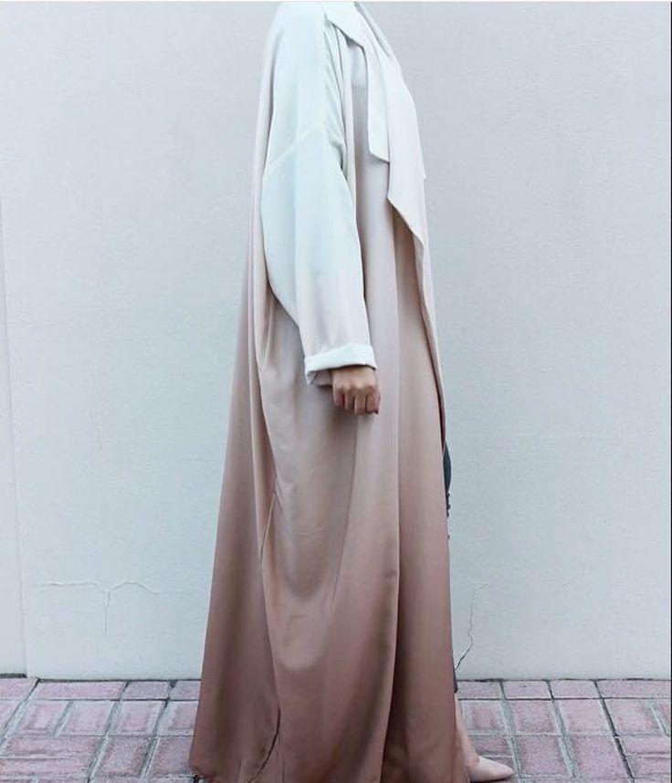 Ombre abaya