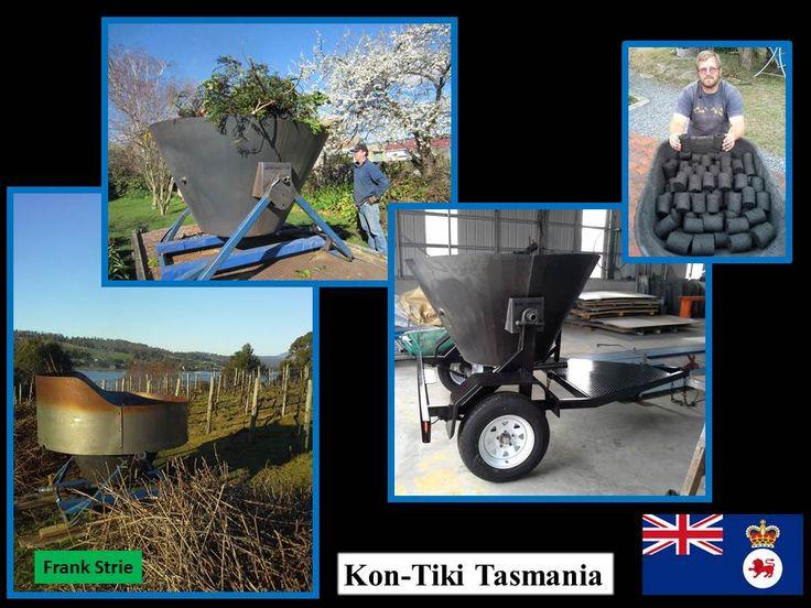 Kon-Tiki Tasmania