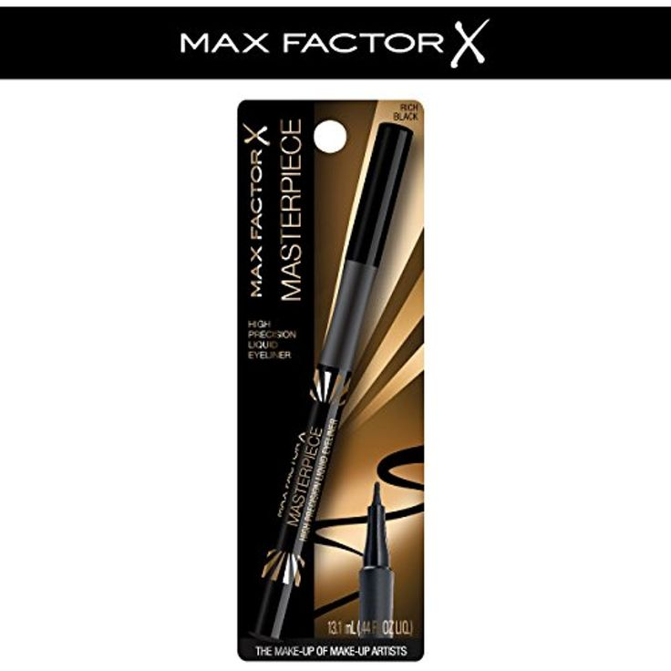 Max Factor Masterpiece High Precision Liquid Eyeliner Velvet Black ** Be sure to check out this awesome product. (This is an affiliate link and I receive a commission for the sales)
