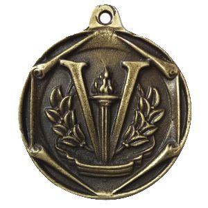 Medalla genérica ref Victoria, útil para todo evento deportivo o académico