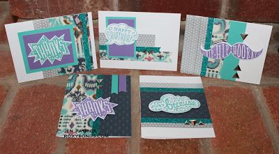 Roxybonds Close To My Heart CTMH consultant : Cloud 9- National Paper Crafting Month Sarita