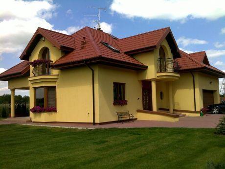 Projekt domu Maja