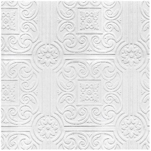 papier peint peinturable rona papier peint pinterest ceramics patterned wall and belle. Black Bedroom Furniture Sets. Home Design Ideas
