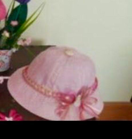 Sombreros niñas , los llevan las anchetas!!!