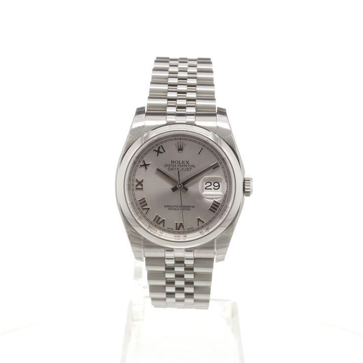 Rolex Datejust 116200 kaufen | CHRONEXT
