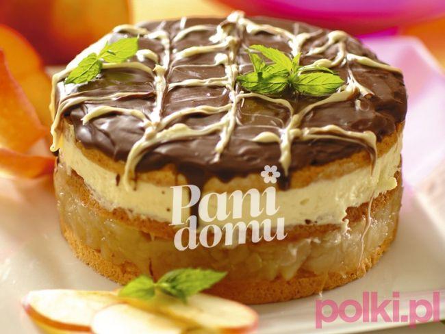 Przekładaniec - przepis na ciasto wielkanocne -Przepisy kulinarne - przepis