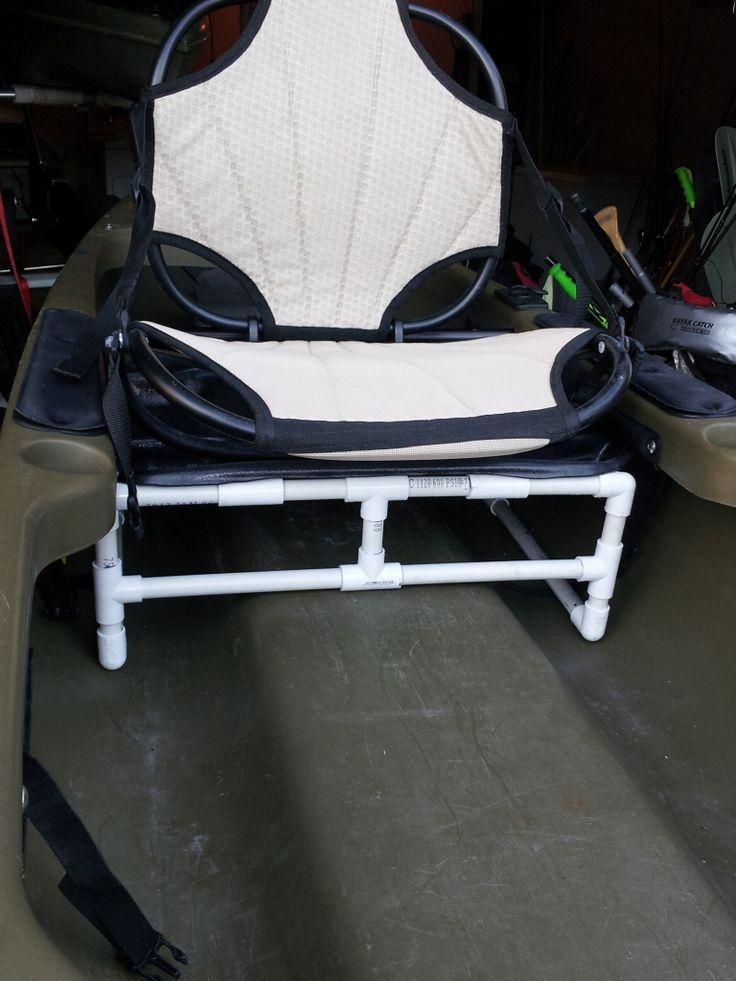 Best 25 kayak fishing forum ideas on pinterest diy for Kayak fishing seats