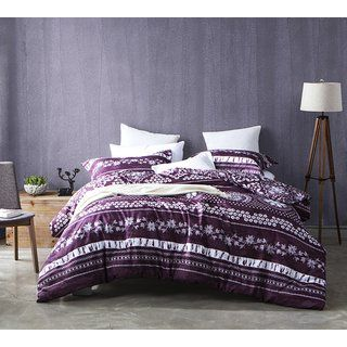 Byb Mulberry Lilac Comforter Shams Not Included Twin Xl