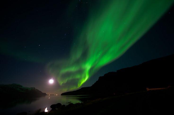 GREEN MAGIC Aurora Borealis, Iceland 2012