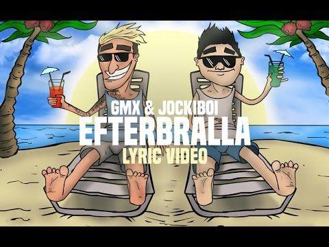 Efterbralla - Gmx & Jockiboi (Lyric video)