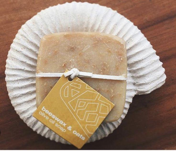 Rain Soap and fossil soap dish www.rainafrica.com #handmade