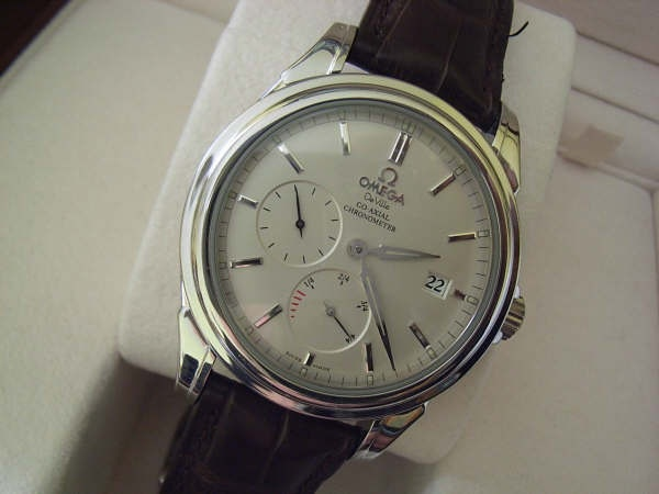 Omega De Ville Co Axial Power Reserve. Understated and beautiful looking watch. I love wearing this watch.