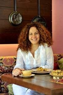 New dubai restaurant serves traditional armenian dishes for Armenian cuisine aline kamakian