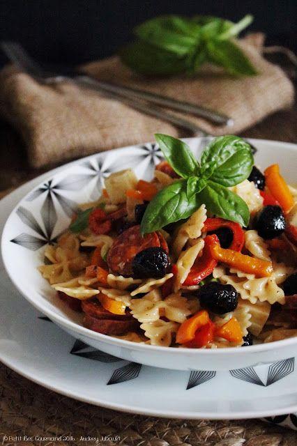 Salade de Piccolini Sicilienne | Petit Bec Gourmand Food Photography © Audrey Jubault