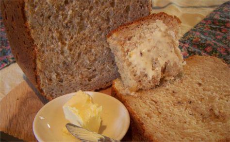Easy Farmhouse Multi-Grain Bread For Bread Machine) Recipe - Food.com