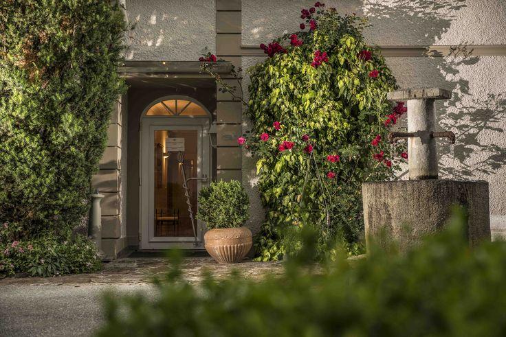 Eine kleine Gartenoase mitten in St. Ruprecht  #steierness #gartenhotelochensberger #gartenlust #urlaubinstruprecht