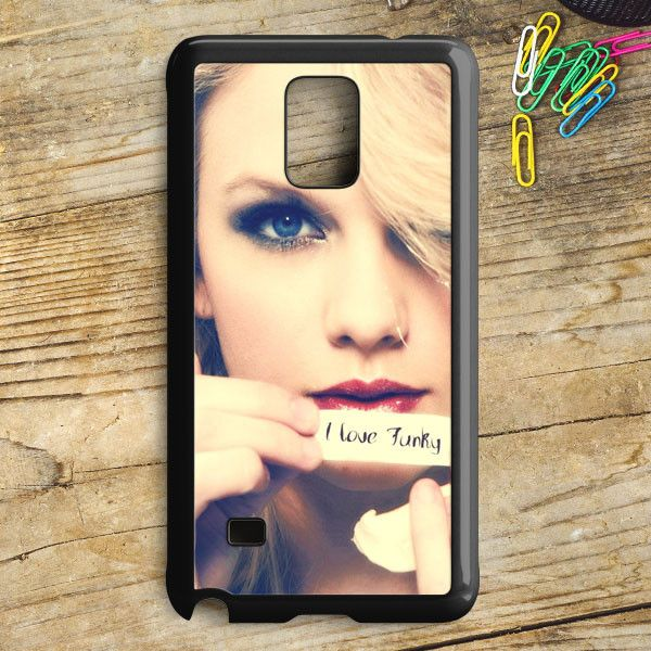 Taylor Swift Poster 1989 Cover Album Taylor Swift Singer Samsung Galaxy Note 5 Case | armeyla.com