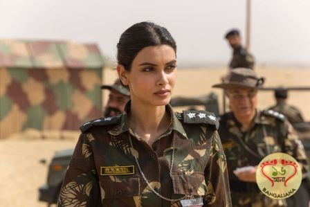 The makers of Parmanu – The Story of Pokhran released the first look of Diana Penty from the film.