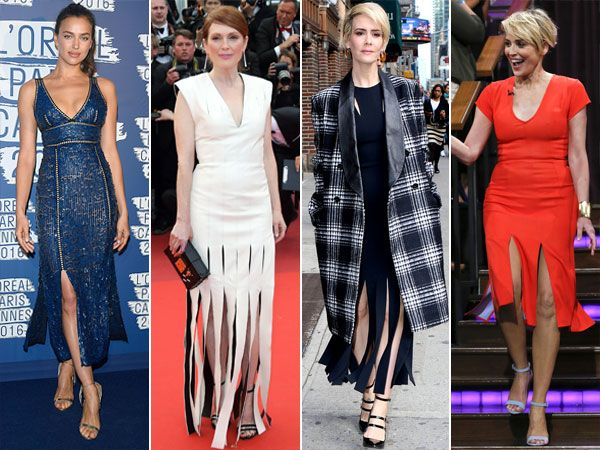 celebs in car wash skirts