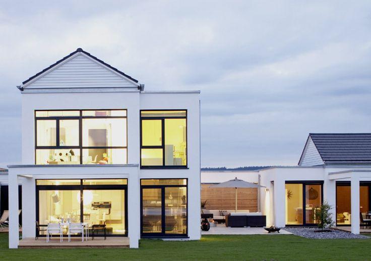 Wohnen unter einem Dach: Ein Mehrgenerationenhaus fördert mit seinen architektonischen Gegebenheiten das Zusammenwohnen von Alt und Jung.