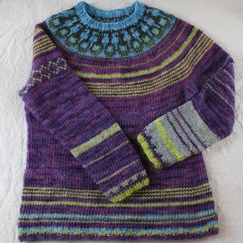 Knitting Pattern Tractor Jumper : 16 best images about KNITTING - Fair isle/Argyle pattern on Pinterest Fair ...