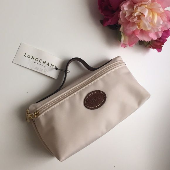 Best Buy Portable Longchamp Cosmetic Bags Navy
