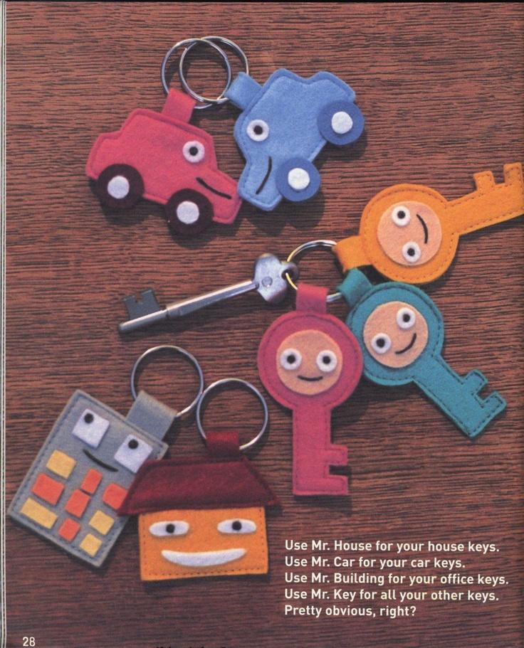 eBook Cute Stuff Aronzo in English - Felt14. $3,00, via Etsy.