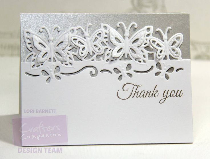 Project By Lori Barnett. Die'sire Edge'ables - Butterfly Dreams Die. Bebunni Floral Collection - Sweet As a Rose. Shimmering Cardstock - Silver .