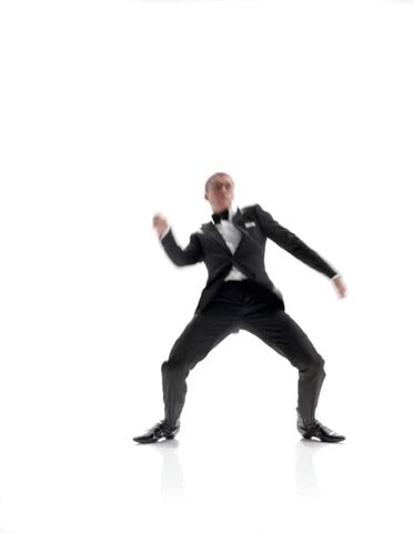 dancing justin bieber glasses tuxedo tmobile super bowl ad unlimitedmoves #gif from #giphy