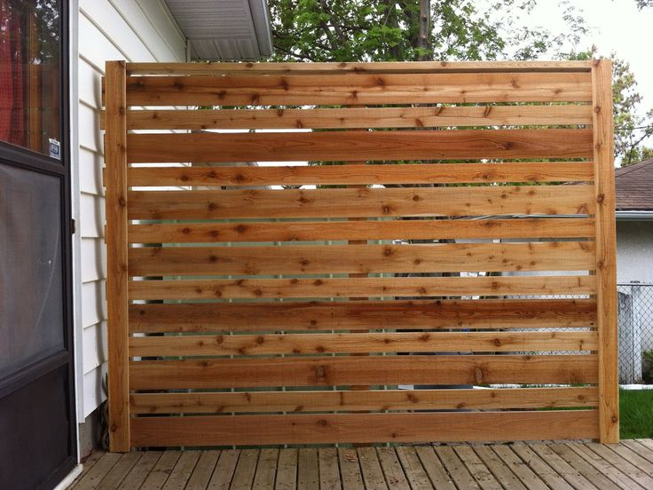 17 Best Deck Images On Pinterest Privacy Fences Privacy
