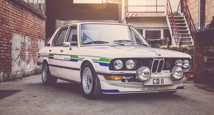 BMW Alpina B2