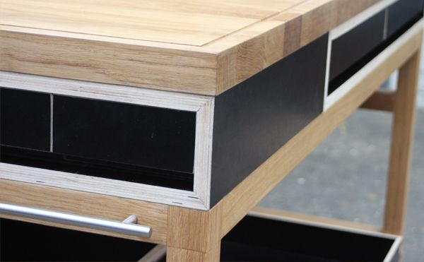 Mobile kitchen counter on Furniture Served