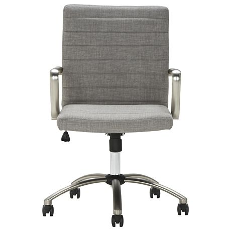 Astor Office Chair Arena Cement