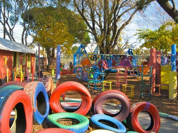 1000 ideas about tire playground on pinterest recycled for Tire play structure