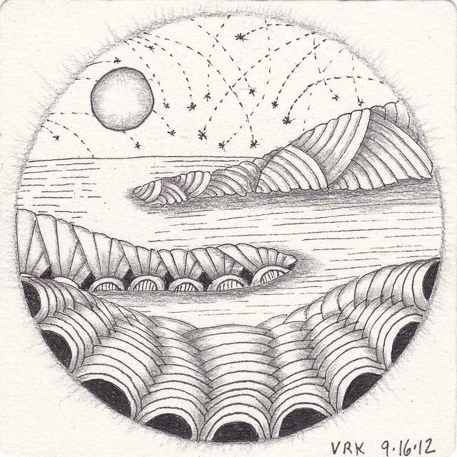 space landscape coloring pages - photo#32
