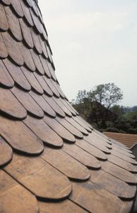 Scalloped Roof Shingles