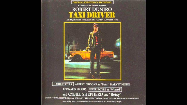 Taxi driver (1976 - regia: Martin Scorsese) | Soundtrack suite (Bernard Herrmann)