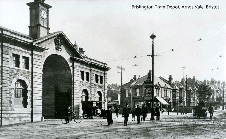Brislington Tram Depot | by brizzle born and bred