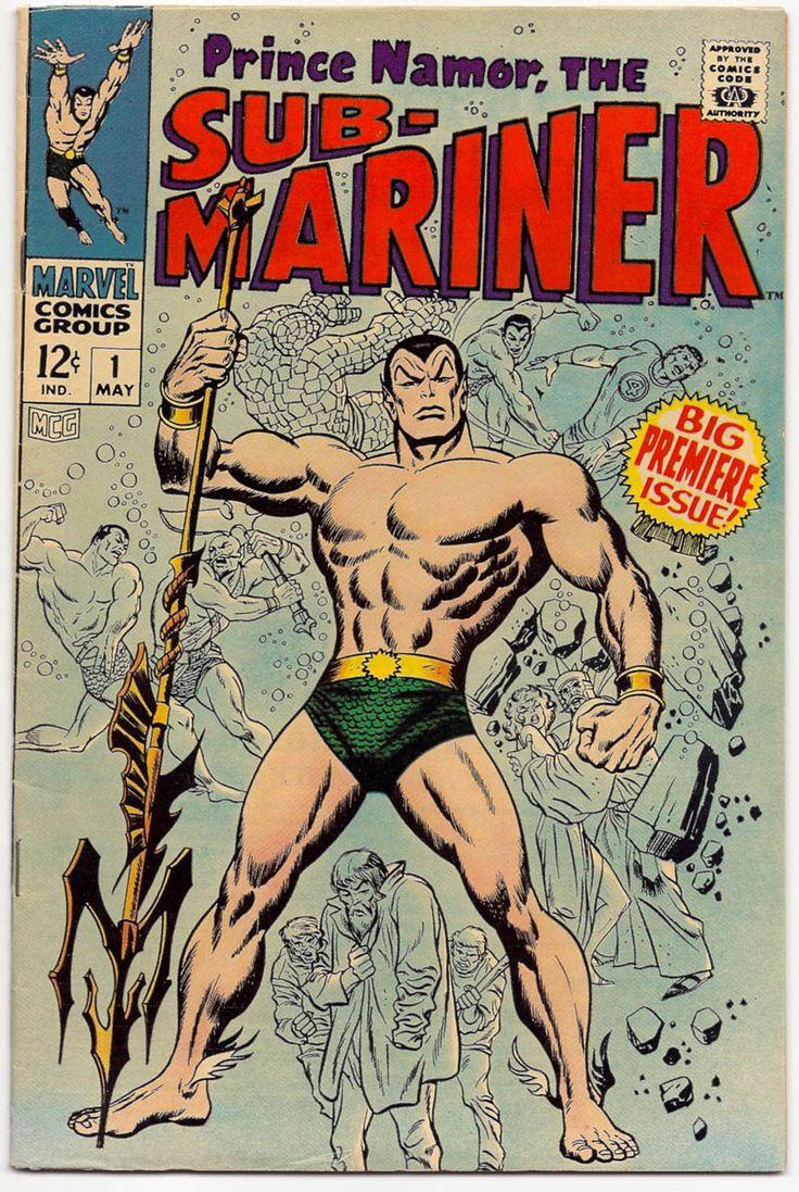 Prince Namor The Sub Mariner 1 C 243 Mics E Historietas
