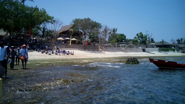 Nusa Lembongan at Bali
